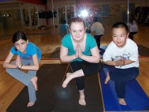 Kids Yoga with Cheryl R.