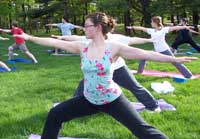 Yoga with CherylR classes in NJ