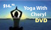 Yoga with Cheryl DVD